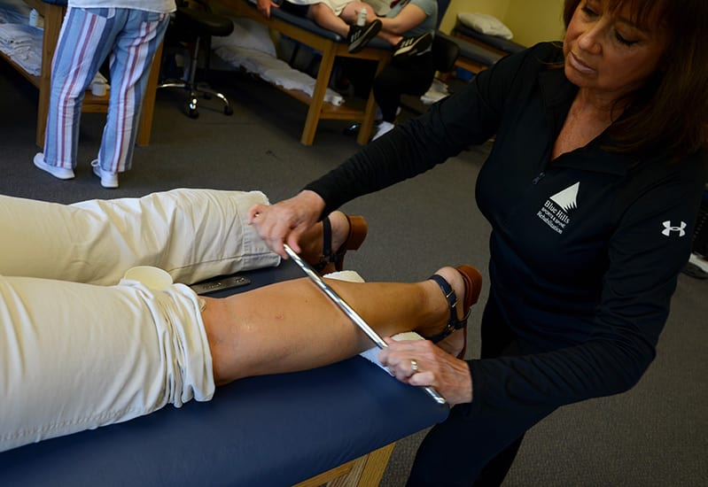 Graston Technique Physical Therapy at our Plymouth MA Location